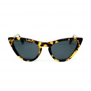 Damskie okulary przeciwsłoneczne kocie Puccini